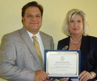 Upstate WIB receives state certification